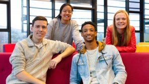USW Student bloggers